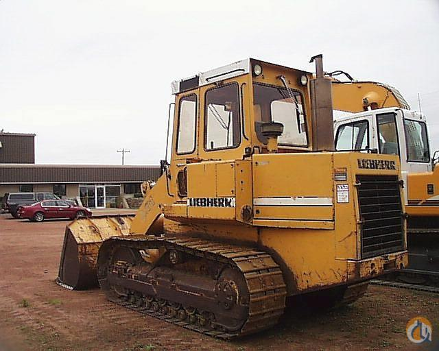 1989 LIEBHERR LR631B Crawler Loaders LIEBHERR LR631B American State Equipment 20249 on CraneNetwork.com